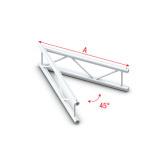 Showtec Corner 45° vertical