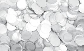 Showtec Show Confetti Round Ø55mm Wit 1 kg