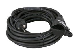Showtec Schuko/Schuko, 10A 230V Cable