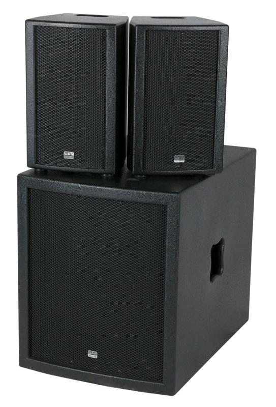 DAP-Audio Club mate II