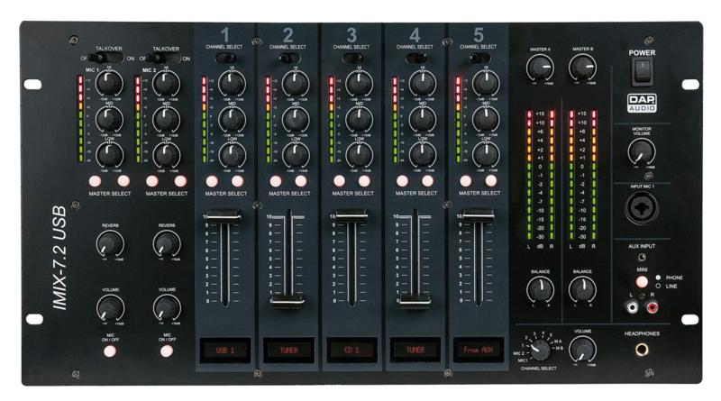 DAP-Audio IMIX-7.2 USB