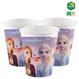 Frozen bekers 200 ml (8st)
