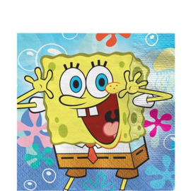 Spongebob Papieren Servetten | 33 cm