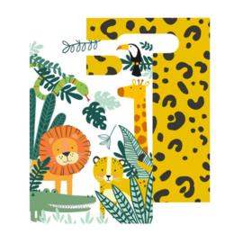 Jungle Traktatiezakjes (8 st)