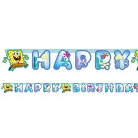 Spongebob Letter Banner | 1.8m