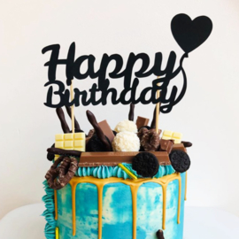Taarttopper | Happy Birthday