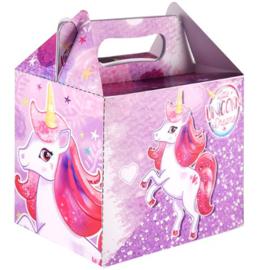 Unicorn Party Box | 14cm (4 st)