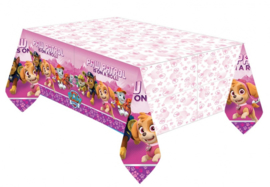 Pink Paw Patrol Tafelkleed 1.37 x 2.43m