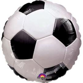 Voetbal folieballon | 45cm
