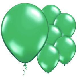 Ballonnen | Groen (10 st)