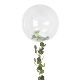 Ballon met bladslinger