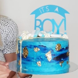 Taarttopper | It's A Boy