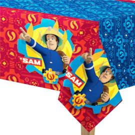 Brandweerman Sam Tafelkleed 1.2m x 1.8m