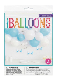 Ballonnenboogkit Blauw