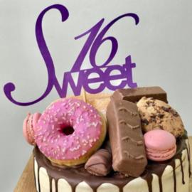 Taarttopper | Sweet 16