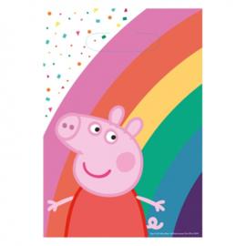 Peppa Pig Traktatiezakjes (8 st)