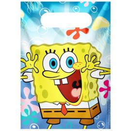 Spongebob Traktatiezakjes (6 st)