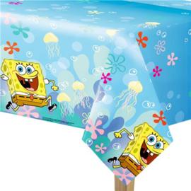 Spongebob tafelkleed 1.2m x 1.8m