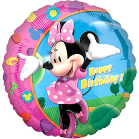 Minnie Mouse folieballon | 45cm
