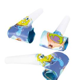 Spongebob roltongen (6 st)