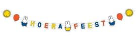 Nijntje | Hoera Feest Letter Banner | 2.2M