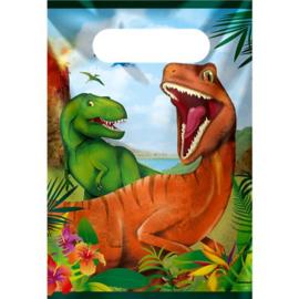 Dino Traktatiezakjes (8 st)