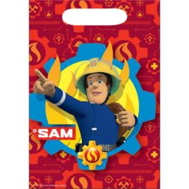 Brandweerman Sam Traktatiezakjes (8 st)
