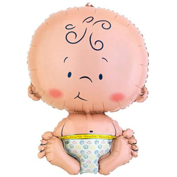 Baby Ballon XXL