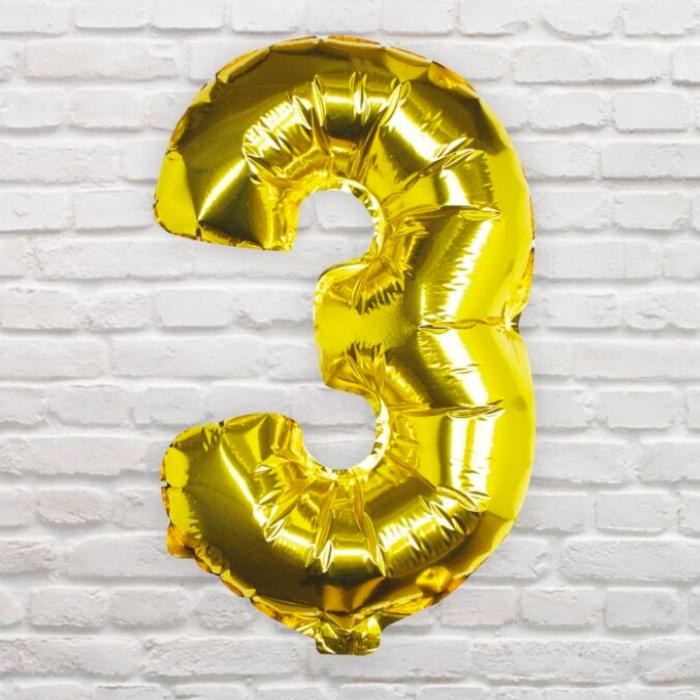 Ballon   Goud 3