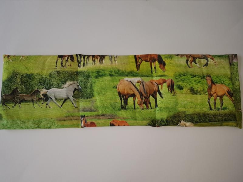 Dierenprint : Paarden