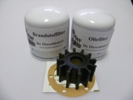 Craftsman CM4.65 service set