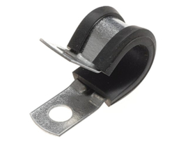 Aluminium beugel 7-8 mm