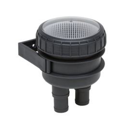 Allpa wierfilter koelwaterfilter wierpot 32-38mm aansluiting