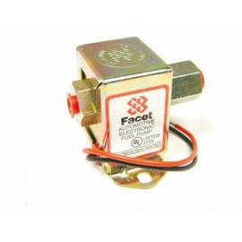 Facet brandstof opvoerpomp 12 volt