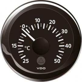 VDO buitentempratuurmeter