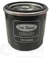 Sole 13114022 Brandstoffilter