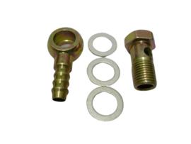 Aansluitset Separ filter 8-9mm brandstofslang
