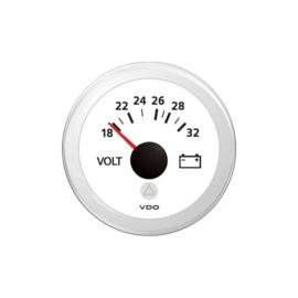 VDO voltmeter 18-32 volt