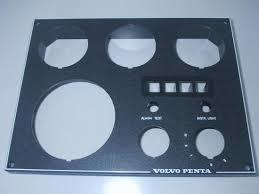 Volvo Penta 860182 instrumentenpaneel de luxe