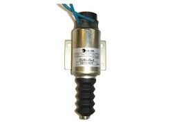 Stop solenoid stopmagneet 12 volt voor kleine brandstofpomp