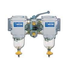Separ SWK-2000/10U waterafscheider groffilter dubbel uitgevoerd