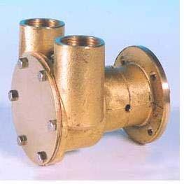 Johnson F5B-9-10-35100-1, Jabsco 3270-2301 impellerpomp
