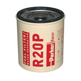 Racor R20P vervangingsfilter tbv dieselfilter waterafscheider