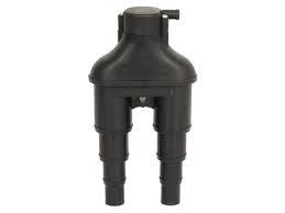 Beluchter met terugslagklep slang 13mm t/m 32mm