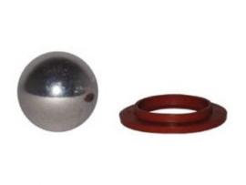 Racor check ball kit voor Racor 900 en Racor 1000FG