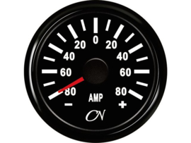 CN Amperemeter zwart