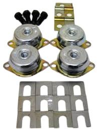 Bukh DV20, Bukh DV24, Bukh DV29 en Bukh DV32  motorsteun set