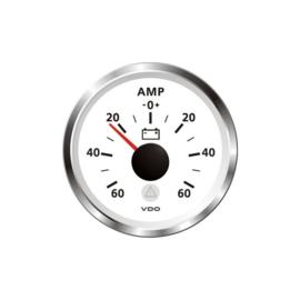 VDO amperemeter met shunt