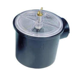 Wierfilter koelwaterfilter wierpot 1 1/2 draadaansluiting