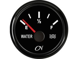 CN Watermeter zwart